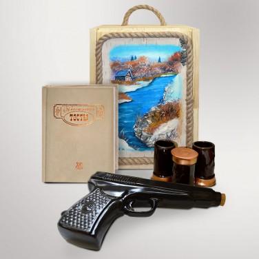 Набор для спиртных напитков Пистолет