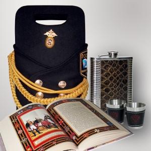 Подарочный набор для коньяка Адмирал