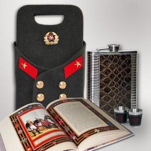 Подарочный набор для коньяка Советский
