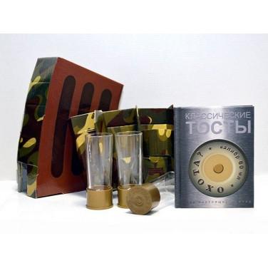 Подарочный набор Обойма (водка)