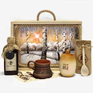 Медовый набор Дары Сибири