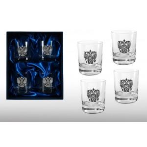 Набор бокалов для виски Статусный