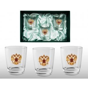 Набор бокалов для виски Три товарища