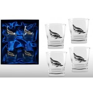 Набор бокалов для виски Хорошего клёва