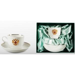 Подарочная чайная пара Королевское утро