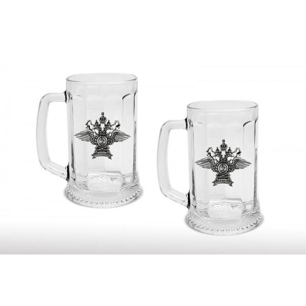 """Подарочная пивная кружка """"Полиция"""" от 1 200 руб"""