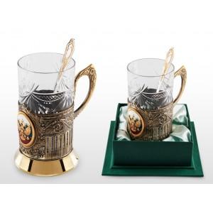 Чайный набор Герб России