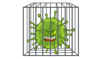 Михалыч против коронавируса!