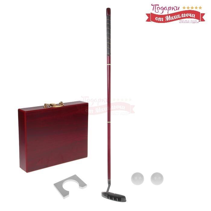 """Набор для гольфа """"Президент"""" (в кейсе) от 3 950 руб"""