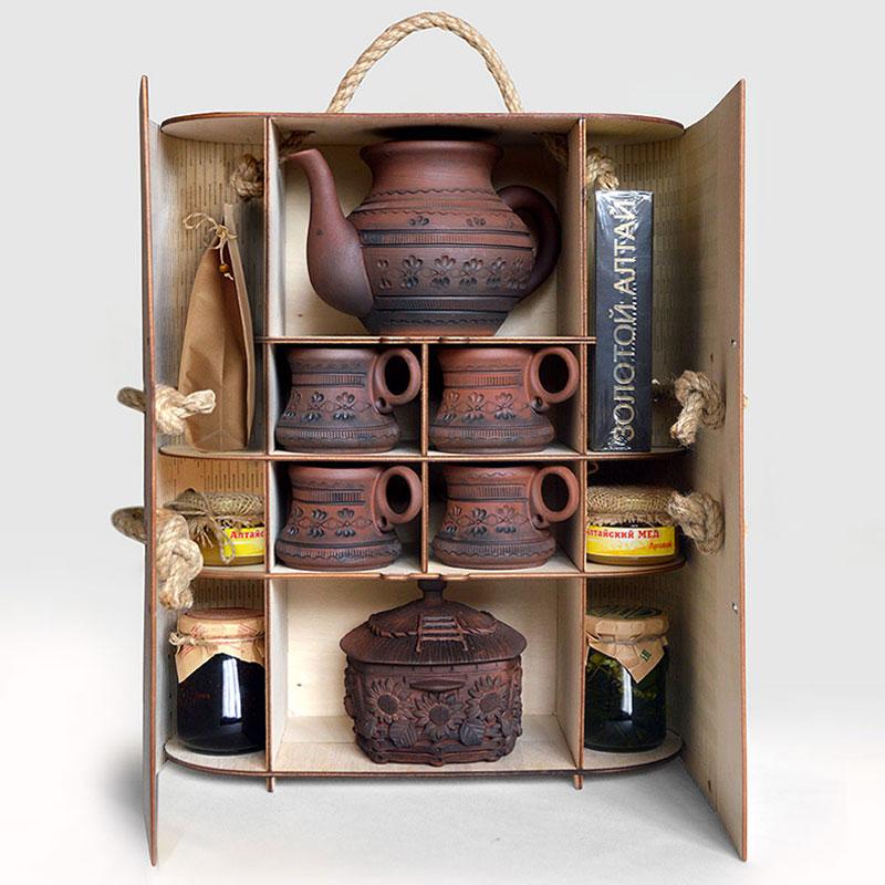 """Подарочный набор """"Чайная симфония"""" от 7 800 руб"""