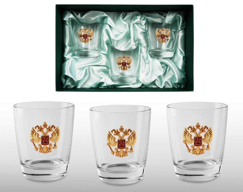 """Набор бокалов для виски """"Три товарища"""" от 1 000 руб"""