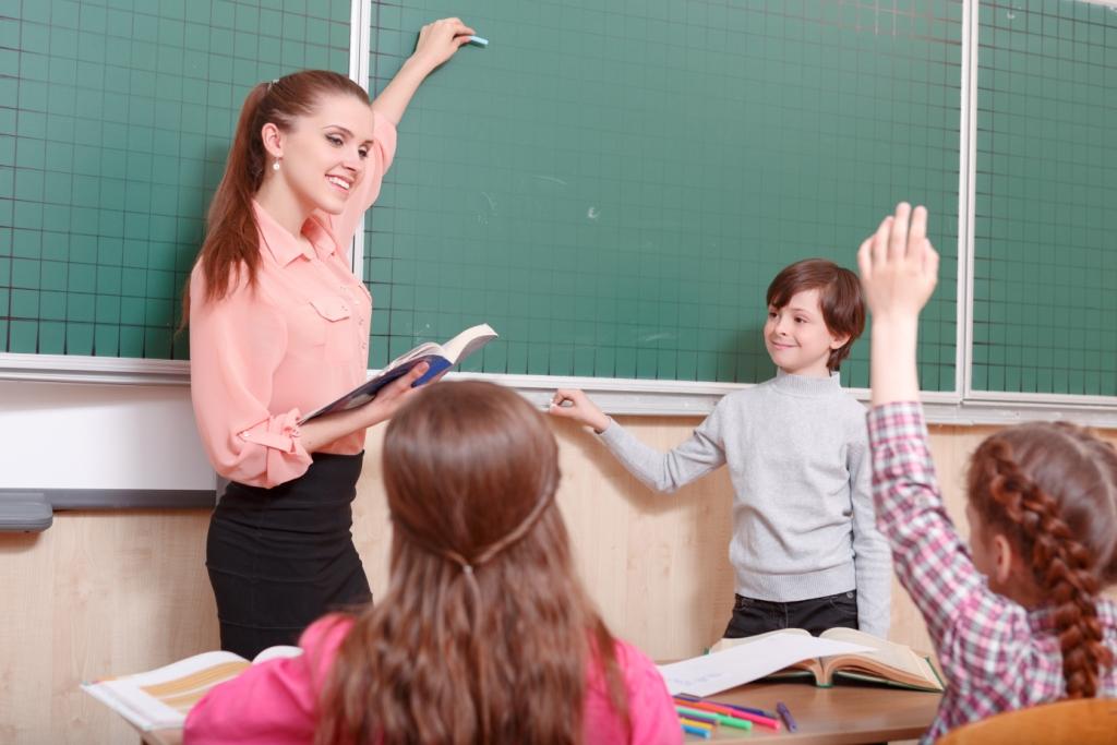 Картинка урок учитель